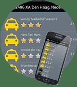 Taxiklik - Taxi rijswijk